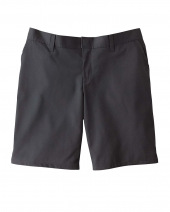 "Women's 6.75 oz. Flat Front 9"" Short"