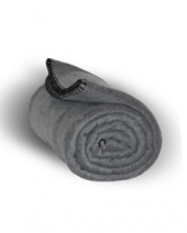 Anti-Pill Fleece Throw Blanket