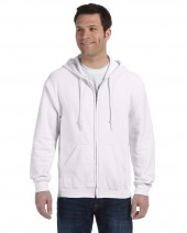 Adult Heavy Blend™ 8 oz. 50/50 Full-Zip Hood