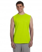 Adult Ultra Cotton® 6 oz. Sleeveless T-Shirt