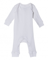 Infant Long Legged Baby Rib Bodysuit