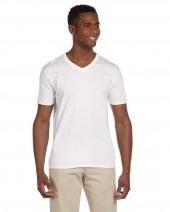 Adult Softstyle® 4.5 oz. V-Neck T-Shirt