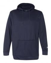 Mesh Fleece Hooded Sweatshirt