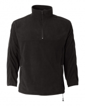 Microfleece Unisex Quarter-Zip Pullover