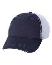 Organic Cotton/Mesh Cap
