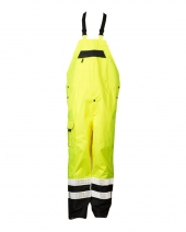 Premium Black Series Rainwear Bib