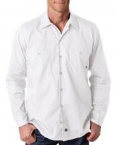 Men's 4.25 oz. Industrial Long-Sleeve Work Shirt