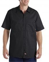 6 oz. Industrial Short-Sleeve Cotton Work Shirt