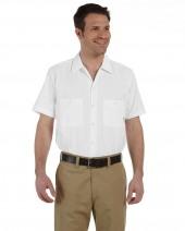 Men's 4.25 oz. Industrial Short-Sleeve Work Shirt