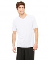 Men's Performance Triblend Short-Sleeve V-Neck T-Shirt