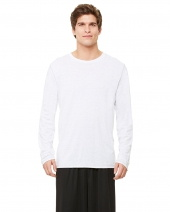 Men's Performance Triblend Long-Sleeve T-Shirt