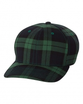 Tartan Plaid Cap