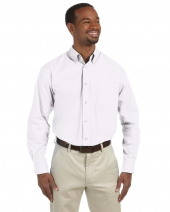 Men's Tall 3.1 oz. Essential Long-Sleeve Poplin