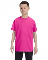 Youth 5.6 oz. DRI-POWER® ACTIVE T-Shirt