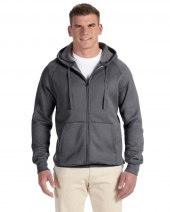 Adult 7.2 oz. Nano Full-Zip Hood