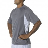 Men's Cooling Performance Color Blocked T-Shirt