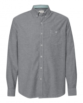 Vintage Stretch Brushed Oxford Shirt