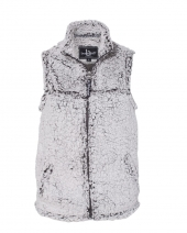 Women's Sherpa Full-Zip Vest