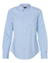 Women's Capote End-on-End Chambray Shirt