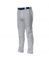 Adult Pro Style Open Bottom Baggy Cut Baseball Pant