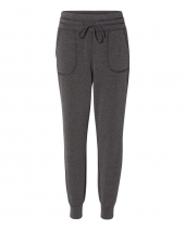 Women's Heat Last Faux Cashmere Cozy Fleece Jogger