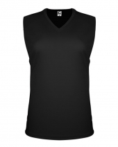 Women's Sleeveless V-Neck Tee