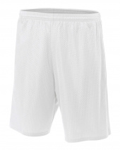 "Adult 9"" Inseam Utility Mesh Shorts"
