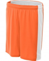 Ladies' Reversible Moisture Management Shorts