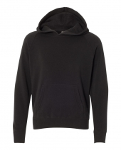 Youth Special Blend Raglan Hooded Sweatshirt