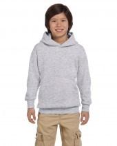 Youth 7.8 oz. EcoSmart® 50/50 Pullover Hood
