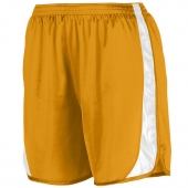 Wicking Track Shorts With Side Insert