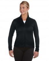 Ladies' 5.4 oz. Performance Colorblock Full-Zip Jacket