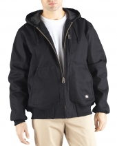 10 oz. Rigid Duck Hooded Jacket