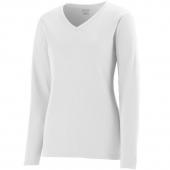 Ladies Long Sleeve Wicking T-Shirt
