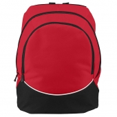 Large Tri-Color Backpack
