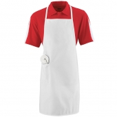Long Apron With Pockets