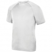 Attain Raglan Sleeve Wicking Tee