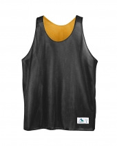 Youth Reverse Mini Mesh League Tank