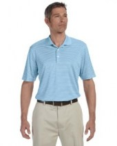 Men's Performance Interlock Stripe Polo