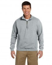 Adult Heavy Blend™ 8 oz. Vintage Cadet Collar Sweatshirt