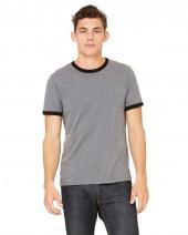 Men's Jersey Short-Sleeve Ringer T-Shirt