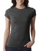 Ladies' Poly/Cotton T-Shirt