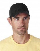 Adult Classic Cut Chino Cotton Twill Unconstructed Cap