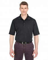 Men's Cool & Dry Jacquard Performance Polo
