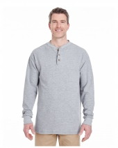 Adult Mini Thermal Henley