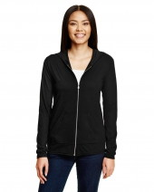 Ladies' Triblend Full-Zip Jacket