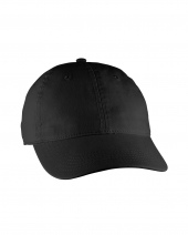 Direct-Dyed Canvas Baseball Cap