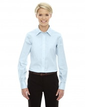 Ladies' Crown Collection™™ Solid Oxford