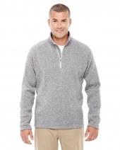 Adult Bristol Sweater Fleece Quarter-Zip