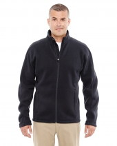Men's Bristol Full-Zip Sweater Fleece Jacket